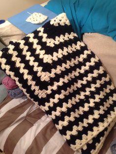 Crochet blanket :)