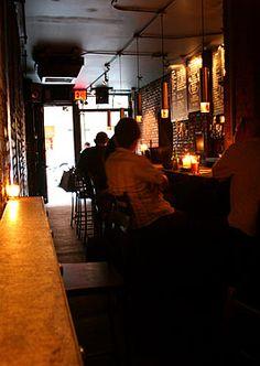 the room - New York Magazine Bar Guide