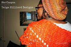 Ravelry: sweetdrk1's Rasta wRap #malabrigo #rasta #knitting #handmade #chunkyshawl