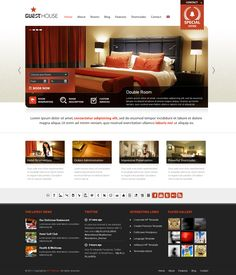 Guesthouse WP Theme http://themeforest.net/item/guesthouse-hotel-sport-center-2in1-premium-theme/1453399?ref=ait #web #design #wordpress