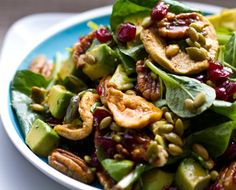 fall forward salad