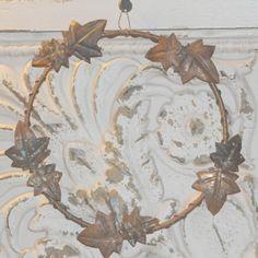 Efeu Krans i Bronze