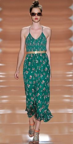 i want this rebecca taylor dress!! on sale on at saks!!!! ha! --- Perfect 70's style.