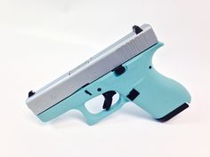 The newest addition to the T  Z Armory Tiffany Collection, the Glock 42 .380ACP.  Glock reliability, great looks, and perfect size.  This is the Glock that you should Rock!