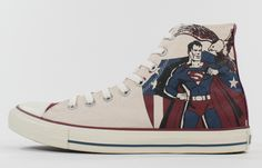 #Converse #Chuck Taylor DC Comics