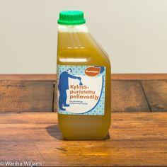 Pellavansiemenistä kylmäpuristettu öljy, joka soveltuu kaikenlaiseen puunsuojaamiseen sisällä ja rajoitetusti ulkona. Aito kotimainen kylmäpuristettu pellavaöljy, ei sisällä mitään lisäaineita tai liuottimia.