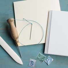 Simple Hand-Sewn Journals