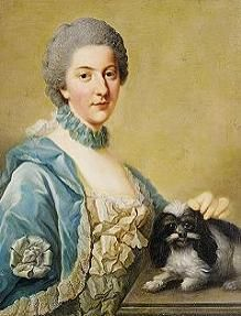 Elisabeth Christine Ulrike of Brunswick-Wolfenbüttel (Elisabeth Christine Ulrike; 8 November 1746 – 18 February 1840), was the first wife of Prince Frederick William, her cousin and the future king Frederick William II of Prussia. The marriage was unhappy. Scandal finally erupted when she became pregnant by a Musician called Pietro. They planned to escape to Italy, but she was betrayed. Elisabeth Christine terminated her pregnancy with drugs.The divorce was officially pronounced on 18 April.