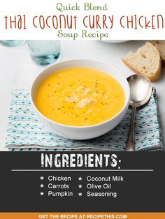 Welcome to my latest blender recipe. This is for my quick blend Thai coconut curry chicken soup recipe. If you want a creamy chicken soup with some lovely Thai flavours then this is the recipe for you. Spicy but not too spicy it is perfect for warming you up during the winter months. When I …