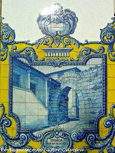 Estação Ferroviária de Vilar Formoso - Portugal