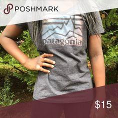 d4eb0ebfa5 I just added this listing on Poshmark  Patagonia V neck tshirt.   shopmycloset