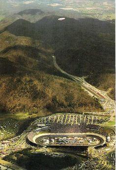 Bristol Motor Speedway in Bristol, TN