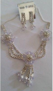 Diamond Necklace Sets | FHJS7254-52 #free, #gifts, #gifted, #kurtis, #freekurtis, #freejewellry, #freeshopping, #heenastyle, #heenastylegift, #giftonline, #freefashion,#fashiongift, @heenastyle ,#freesalwarkameez, #freesaree, #giftedsaree, #giftedsalwar, #giftedkurtis
