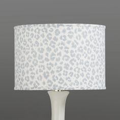 It's one of the few decorating rules we love to follow – every room needs a little animal print. Our Leopard Lamp Shade is an easy, affordable way to layer in the look on table lamps and floor lamps throughout the house. Add a leopard print lamp shade for a fun lighting idea in any room. Kitchen Lighting Design, Kitchen Lighting Fixtures, Dining Room Lighting, Linen Lamp Shades, Bedroom Light Fixtures, Printed Linen, Ballard Designs, Easy Projects, Light Decorations