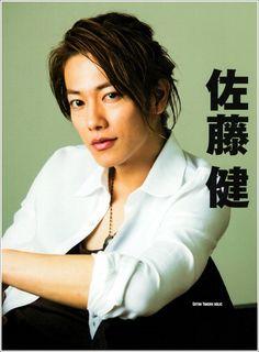 ☆*・゚PATi★ACT(2012 vol.11)☆*・゚ |佐藤健ほりっく☆*・゚always with Takeru☆*・゚