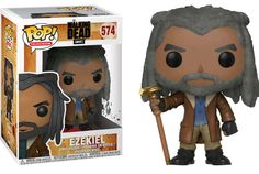 Funko Pop Ezekiel 574 The Walking Dead