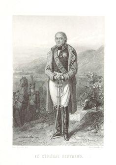 Le Général Bertrand - Image taken from page 207 of 'Histoire du Consulat et de l'Empire, faisant suite à l'Histoire de la Révolution Française'