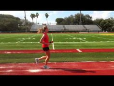 Amanda Brooks McLatchie ChiRunning Video Analysis Jan 19, 2011 Curtis Park Miami FL.mov