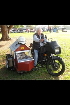 Awesome 66 HarleyDavidson with Sidecar for sale on