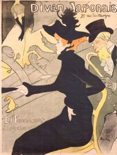 I MUST go to this... who is with me? Posters of Paris: Toulouse-Lautrec & His Contemporaries @milwaukeeart