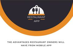 You get puzzled while managing your business, there are many phone calls, many orders and orders need to reach to chef in time and from chef to the customer.  So, get the mobile app developed for your restaurant and you will get free from all these problems as the app will help you manage your business, contact @TECHUGO the best #app #development #company to get your #restaurants  #app  #developed.