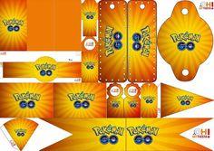 Pokemon Go: Free Party Printables.