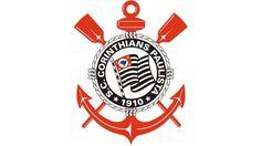 Escudo do Corinthians vetorizado em CDR | Vetores Brasil