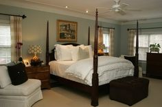 I love this room... It has the quiet moments paint color I like plus the plaid curtains are awesome!  .jpg photo by kaianjames | Photobucket
