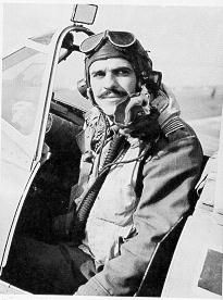 "Wing Commander Lance Cleo ""Wildcat"" Wade DSO, DFC & Two Bars (1915 – 12 January 1944) was an American pilot who joined the Royal Air Force (RAF) during World War II and became a flying ace. He remained with RAF until his death in a flying accident in 1944 in Italy. In 30 fights for which he made claims he was credited with 23 victories (including two shared), one probable, and 13 damaged."