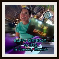 Where did I celebrate my birthday in Cancun? - http://wesaidgotravel.com/cancun/