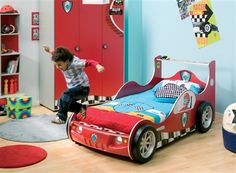 Boys Bedroom Ideas Cars creative and cool bedroom ideas for kids with cars models