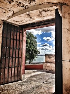 Old San Juan Entrance