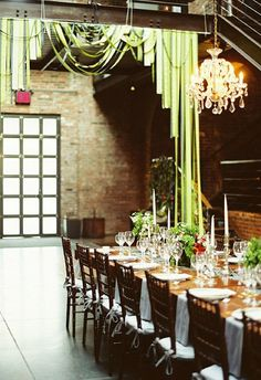 Personalize any space into your wedding space bloved-wedding-blog-its-all-in-the-details-obsessions-ribbon-styling-up-high-2