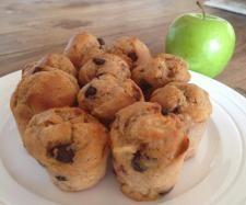 Recipe 20 sec chocolate banana mini muffins by Chrissy Robertson - Recipe of category Baking - sweet