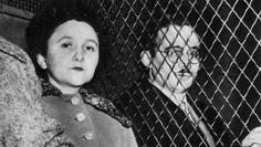 Rosenbergs executed - Jun 19, 1953 -