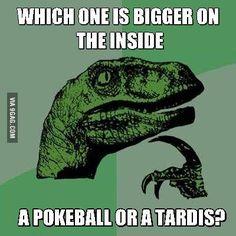 Doctor Who - Pokeball vs Tardis