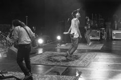 Brandon Boyd ,Ben Kenney & Mike Einziger, South America tour Dec 2013, by Justin Wysong, http://incubusofficial.tumblr.com/