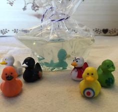 Carnival Duck Soap party favors by OilPatchFarm on Etsy