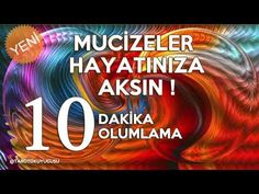 HAYATINIZI DEĞİŞTİRECEK EN GÜÇLÜ OLUMLAMALAR 😌🙏🏻🌿 MUCİZELER HAYATINIZA AKSIN 😌🙏🏻🌿 - YouTube Tarot, Mindfulness, Calm, Neon Signs, Youtube, Consciousness, Youtubers, Youtube Movies, Tarot Cards