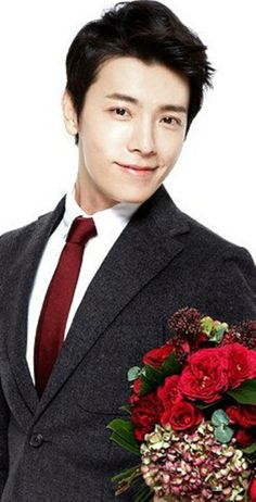 Super attractive Donghae of Super Junior