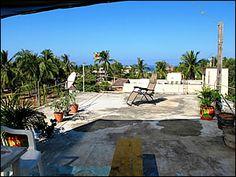 Hostal 8 Venado, Puerto Escondido, Oaxaca, México.