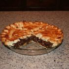 Simple Raisin Pie Recipe