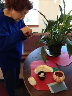 THE DIARY OF AN AMI MONTESSORI THEORIST WORKING WITH THE ELDERLY