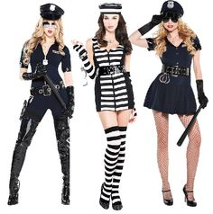 Hen Party Themes: Cops and Robbers