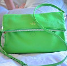 Green Kate spade