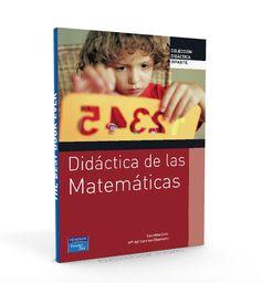 Didáctica de las matemáticas – Carmen Chamorro – PDF  #didactica #matematicas #LibrosAyuda  http://librosayuda.info/2016/03/04/didactica-de-las-matematicas-carmen-chamorro-pdf/