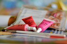 Wyjątkowe szminki LIP TAR Obsessive Compulsive Cosmetics: Nylon, Trollop, Harlot
