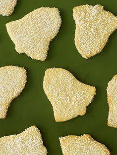 Παιδικό πάρτυ- Γλυκά: Ιδέες γαι χριστουγεννιάτικα μπισκότα! No Bake Sugar Cookies, Sugar Cookie Dough, Tea Cookies, Christmas Goodies, Christmas Treats, Christmas Baking, Baking Basics, Cake Icing, Cookie Desserts