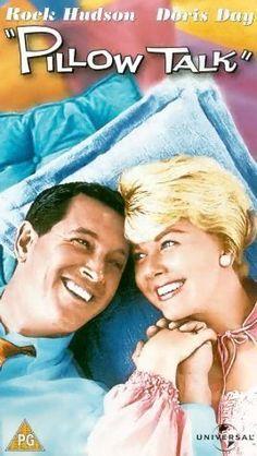 """Pillow Talk"" Rock Hudson & Doris Day"