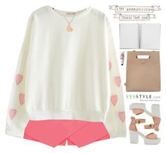 """""""YesStyle Polyvore Group """" Show us your YesStyle """""""" by scarlett-morwenna ❤ liked on Polyvore featuring Eloqueen, Moricode, JY Shoes, Paperchase, vintage, Summer, contest and yesstyle"""